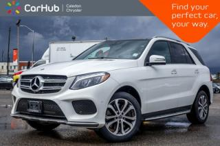 Used 2018 Mercedes-Benz GLE GLE 400 4Matic|Navi|Pano Sunroof|Backup Cam|Bluetooth|Leather|19