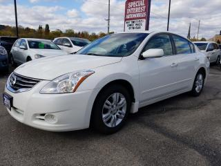 Used 2010 Nissan Altima 2.5 S HEATED SEATS !!  SUNROOF !! for sale in Cambridge, ON