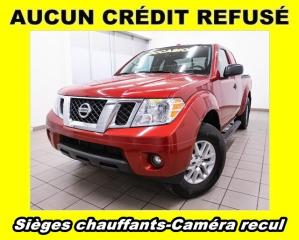 Used 2017 Nissan Frontier KING CAB CAMÉRA RECUL SIÈGES CHAUFFANTS *BAS KM* for sale in St-Jérôme, QC
