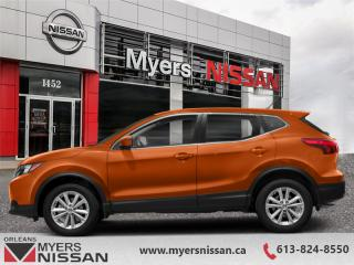 New 2019 Nissan Qashqai FWD SV CVT  - Sunroof - $195 B/W for sale in Orleans, ON