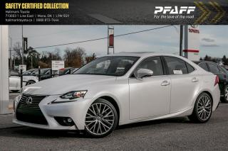 Used 2016 Lexus IS 300 AWD for sale in Orangeville, ON