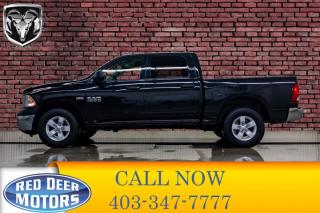 Used 2017 RAM 1500 4x4 Crew Cab SXT BCam for sale in Red Deer, AB