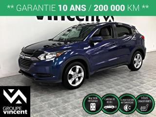 Used 2016 Honda HR-V LX AWD ** GARANTIE 10 ANS ** Le VUS bien pensé! for sale in Shawinigan, QC