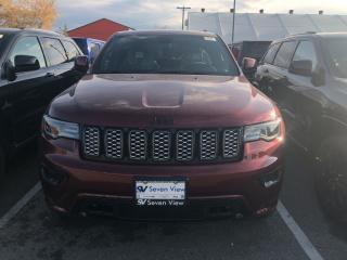 Used 2020 Jeep Grand Cherokee Altitude for sale in Concord, ON