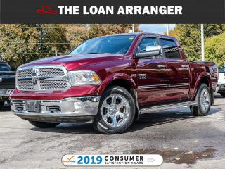 Used 2017 RAM 1500 Laramie for sale in Barrie, ON