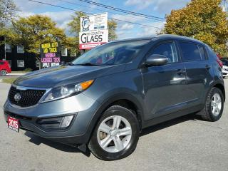 Used 2015 Kia Sportage LX FWD for sale in Cambridge, ON
