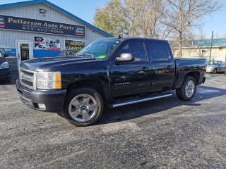 Used 2010 Chevrolet Silverado 1500 LTZ for sale in Madoc, ON