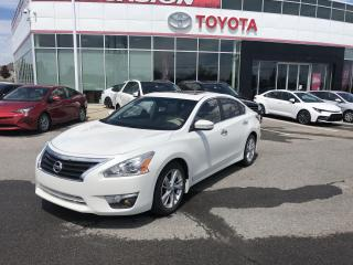 Used 2013 Nissan Altima 2.5 SL GROUPE TECHNOLOGIE-FREIN NEUFS for sale in St-Eustache, QC