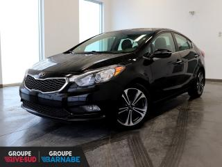 Used 2016 Kia Forte EX TOIT-OUVRANT+CAMERA+ALLIAGE+++ for sale in St-Jean-Sur-Richelieu, QC