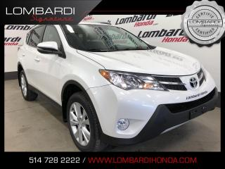 Used 2013 Toyota RAV4 LIMITED|AWD|TOIT|CUIR| for sale in Montréal, QC