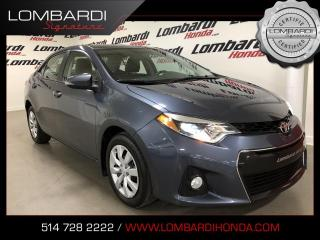 Used 2016 Toyota Corolla S|AUTOMATIQUE|CAM| for sale in Montréal, QC