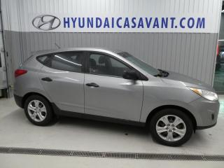 Used 2013 Hyundai Tucson GL for sale in St-Hyacinthe, QC