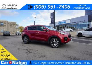 Used 2019 Kia Sportage EX AWD | REAR CAM | LEATHER | XM RADIO | for sale in Hamilton, ON