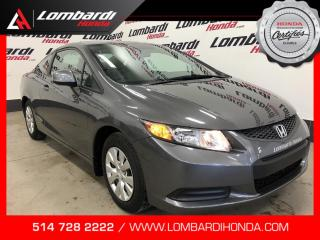 Used 2012 Honda Civic LX|AUCUN ACCDENT| for sale in Montréal, QC
