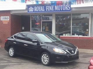 Used 2017 Nissan Sentra SVPremium, for sale in Toronto, ON