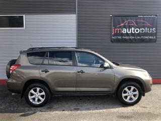 Used 2009 Toyota RAV4 4 roues motrices, automatique for sale in Québec, QC