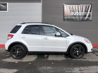 Used 2010 Suzuki SX4 JX automatique AWD for sale in Québec, QC