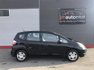 Used 2010 Honda Fit DX AUTOMATIQUE for sale in Québec, QC