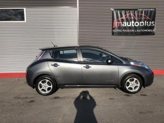 Used 2015 Nissan Leaf SV for sale in Québec, QC