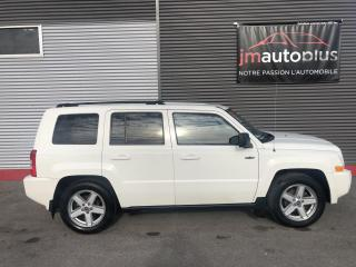 Used 2010 Jeep Patriot AWD, Sport, Automatique for sale in Québec, QC