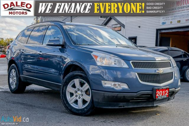 2012 Chevrolet Traverse 1LT|REMOTE STARTER| BLUETOOTH| BACK UP CAM|