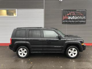 Used 2011 Jeep Patriot 4 RM, 4 portes, North for sale in Québec, QC