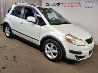Used 2008 Suzuki SX4 JLX AWD - TRÈS PROPRE for sale in Montréal, QC