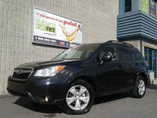 Used 2015 Subaru Forester Convenience*80$/sem*mags*camera*awd for sale in Richelieu, QC