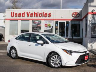 Used 2020 Toyota Corolla LE CVT for sale in North York, ON