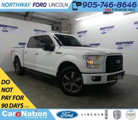 Used 2015 Ford F-150 XLT | SPORT | 20s | REAR CAM | SYNC for sale in Brantford, ON