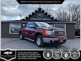 Used 2013 GMC Sierra 1500 SLE for sale in Kingston, ON