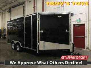 Used 2020 Canadian Trailer Company 8.5X14 V-Nose Cargo Trailer for sale in Guelph, ON