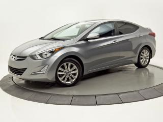 Used 2016 Hyundai Elantra SPORT APP TOIT OUVRANT CAM DE RECUL MAGS for sale in Brossard, QC