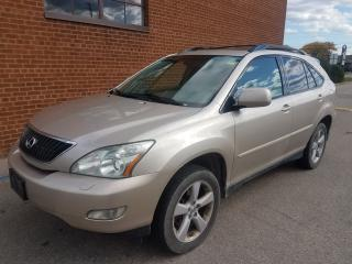 Used 2007 Lexus RX 350 navi-backup-DVD-sunroof for sale in Oakville, ON