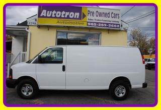 Used 2015 Chevrolet Express 2500 3/4 Ton Cargo Van, Loaded for sale in Woodbridge, ON