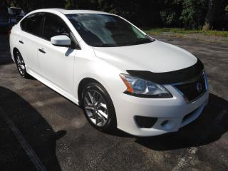 Used 2013 Nissan Sentra SV Navi & Reverse Cam for sale in Scarborough, ON
