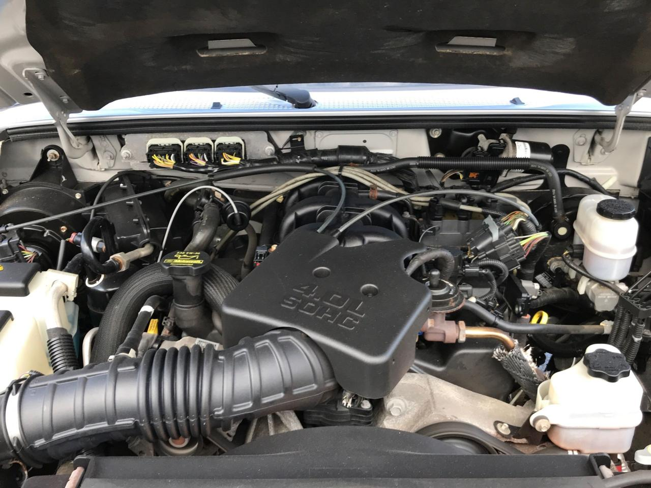 2010 Ford Ranger