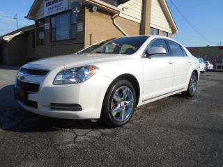 Used 2010 Chevrolet Malibu LT Platinum Edition 2.4L Loaded ONLY 127,000KMs for sale in Rexdale, ON
