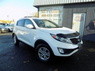 Used 2013 Kia Sportage ***LX,AUTOMATIQUE,BLUETOOTH,BIEN EQUIPÉ* for sale in Longueuil, QC