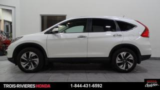 Used 2016 Honda CR-V Touring AWD for sale in Trois-Rivières, QC