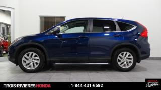 Used 2015 Honda CR-V EX AWD for sale in Trois-Rivières, QC
