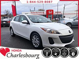 Used 2013 Mazda MAZDA3 SPORT GX *CLIMATISEUR*AUTOMATIQUE* for sale in Charlesbourg, QC