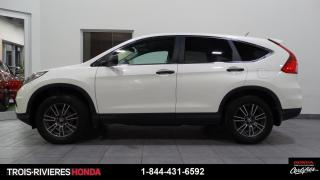 Used 2016 Honda CR-V LX AWD for sale in Trois-Rivières, QC