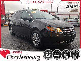 Used 2016 Honda Odyssey EX RES**DIVERTISSEMENT ARRIÈRE** for sale in Charlesbourg, QC