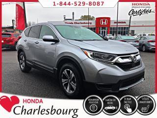 Used 2017 Honda CR-V LX AWD **GARANTIE PROLONGÉE**34 590 KM** for sale in Charlesbourg, QC