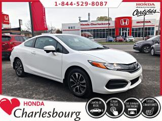 Used 2014 Honda Civic EX COUPE **TOIT OUVRANT**37 424 KM** for sale in Charlesbourg, QC