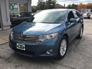 Used 2011 Toyota Venza AWD for sale in Mississauga, ON