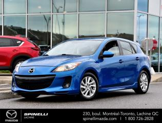 Used 2012 Mazda MAZDA3 GS-SKY MAZDA 3 GS-SKY 2012 for sale in Lachine, QC
