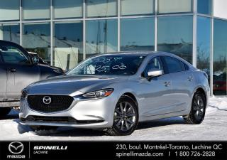Used 2018 Mazda MAZDA6 GS MAZDA 6 GS 2018 BAS KM. for sale in Lachine, QC