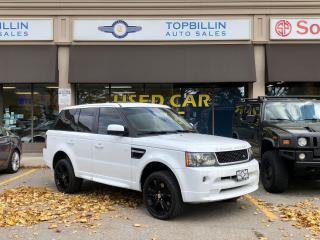 Used 2011 Land Rover Range Rover Sport HSE GT Edition, Fully Loaded for sale in Vaughan, ON